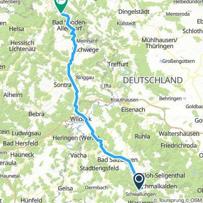 Deutschlandtour, Etappe 6