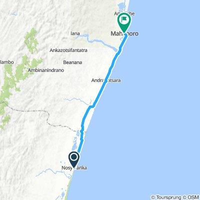 Madagaskar Etappe 14