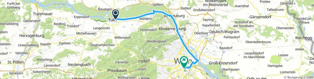 47 km donauradweg 5