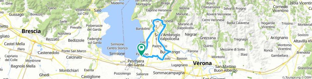 Gardasee 2019 - Tour 1