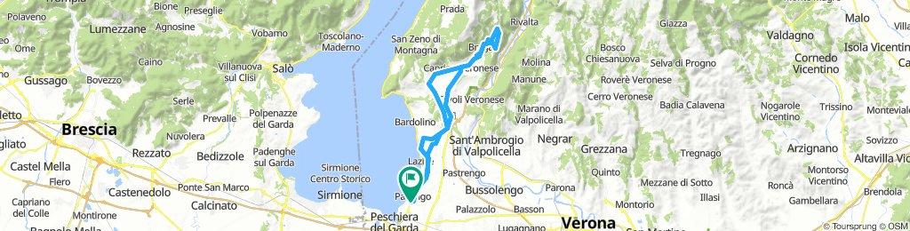 Gardasee 2019 - Tour 6