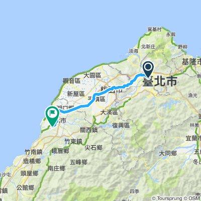 台灣環島 Day 1