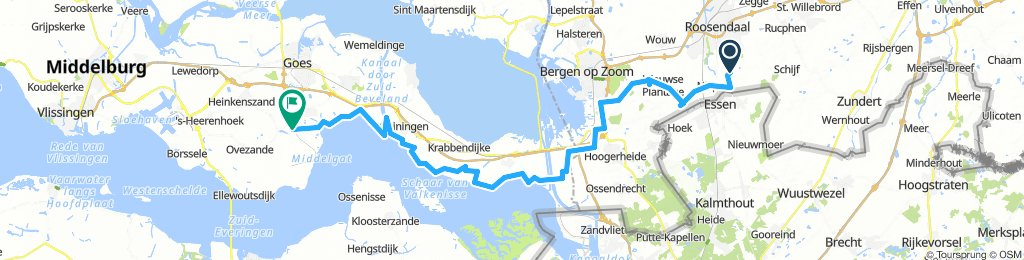 Roosendaal, Pays Bas / Gravenpolder, Pays-Bas