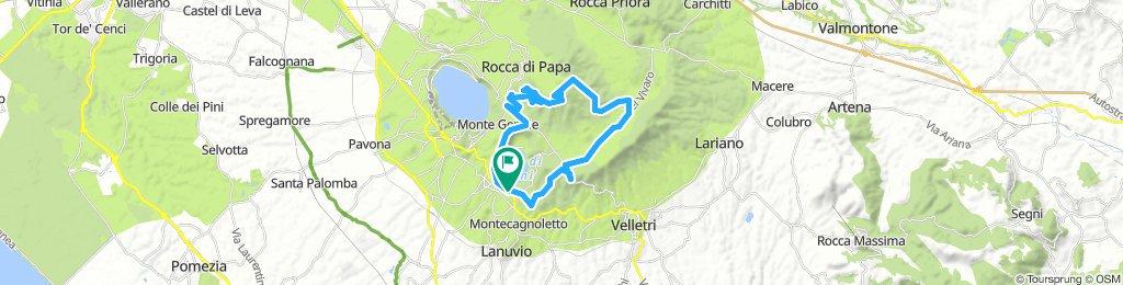 Genzano Monte Cavo Centro Ippico