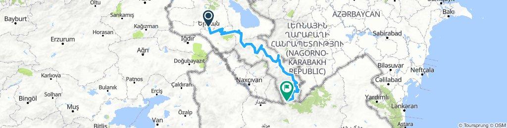 2 Wochen Armenien 2019