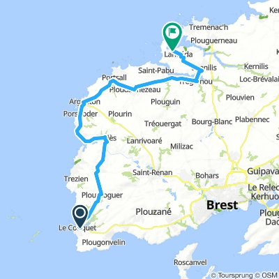 Day 5 Saturday 18 May 54 km