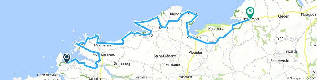 Day 6  Sunday 19 May 67 km