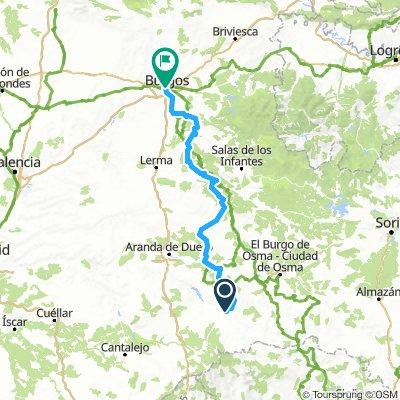 Ayllon-Silos-Burgos