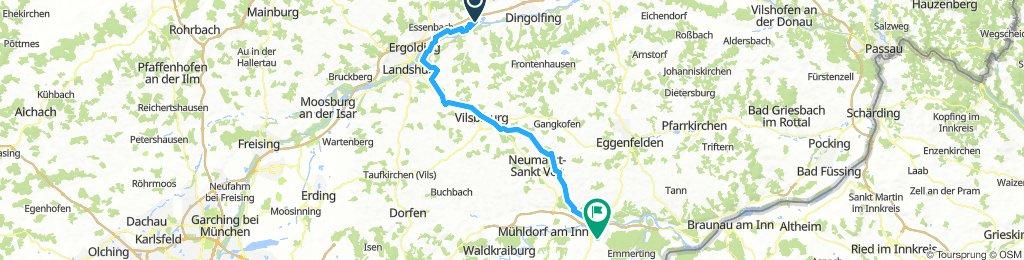 Wörth-Ohu-Hohenegglkofen-Geisenhausen-Vilsbiburg-Aich-Pleiskirchen-Winhöring-Neuötting-Altötting