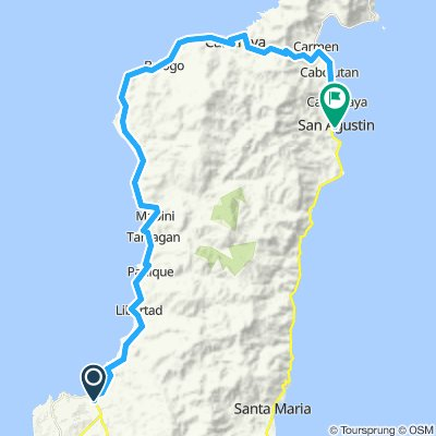 J65A - vendredi 15 mars 2019 - Odiongan – San Agustin
