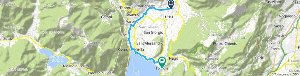 Variante/Zusatz zur Sarca-Tour