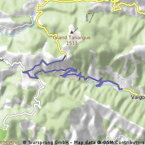 Lekkere klim naar Col de Meyrand