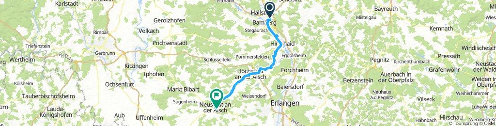 Bamberg - Neustadt an der Aisch