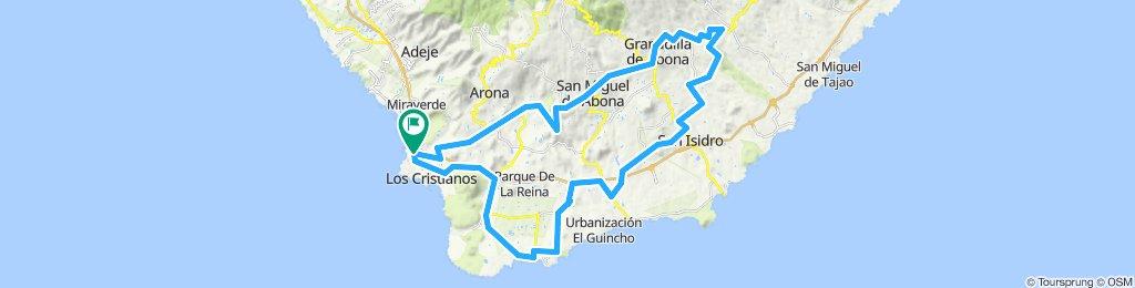 El Rio zuid 69 km 1000 hm RO
