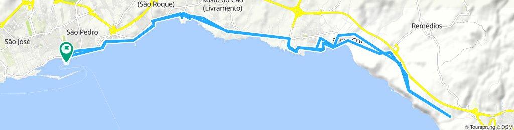 Ponta delgada first ride