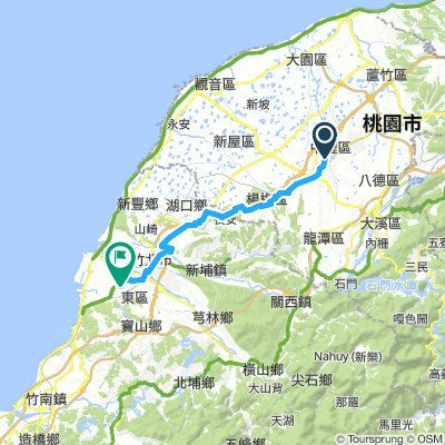 40k Taoyuan to Chinyu