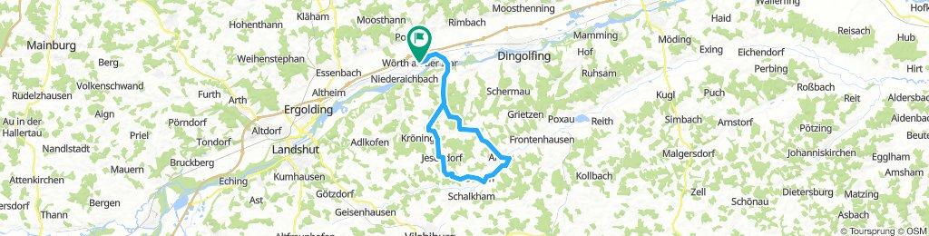Wörth-Oberviehbach-Dreifaltigkeit-Aham-Gerzen-Oberviehbach_Niederviehbach_Wörth