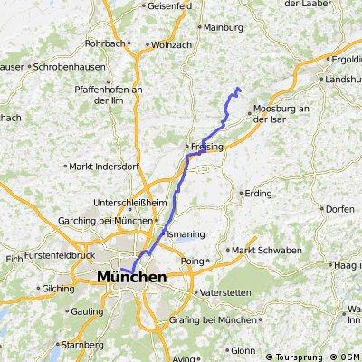 München-Mauern