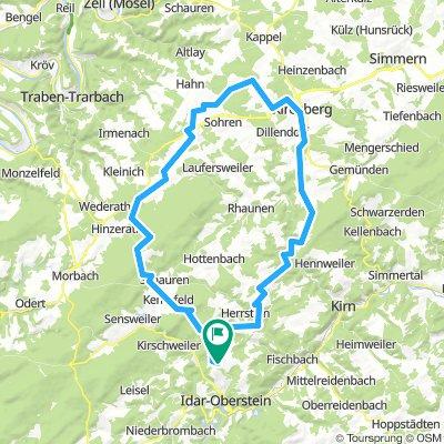 v-Kirchberg-Bärenbach-Horbruch