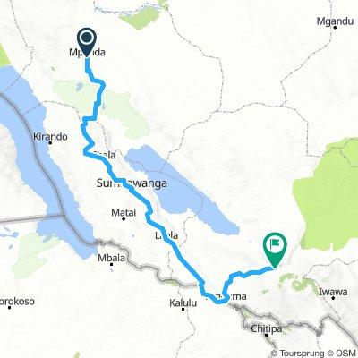 Tanzania Cycle Expedition 2019