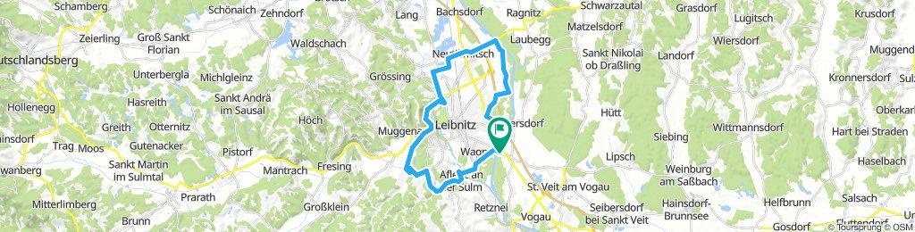 30 km leibnitz rundtour