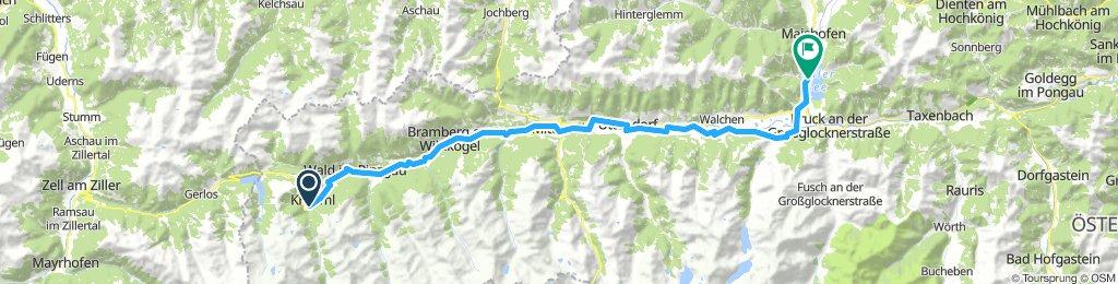 Zellertal-Zell am see