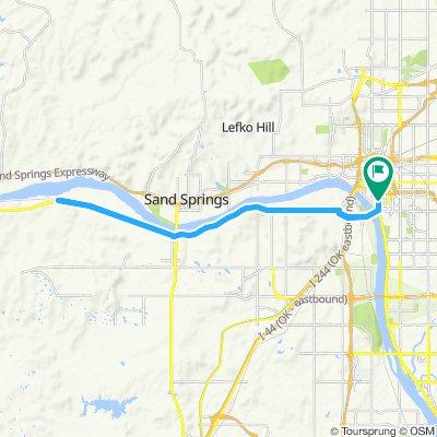 Bait Shop Ride - 23.7 Miles