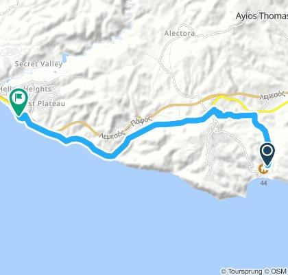 e-asyGo.com Tour 6 Pissouri Bay - Aphrodite Hills Picnic Site