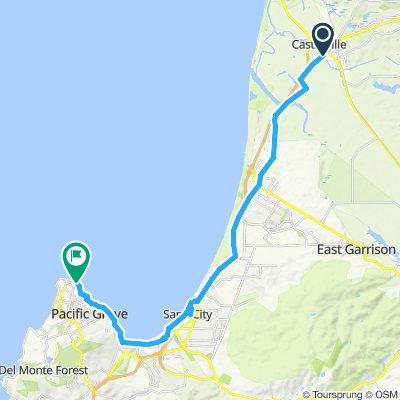 Monterey Bay Coastal Recreation Trail OK