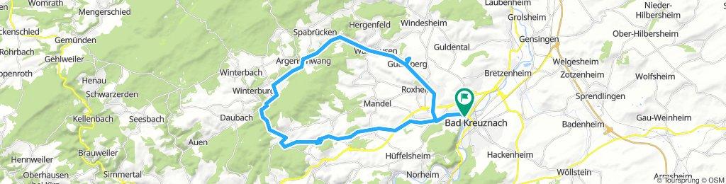 Kleinbahn-Radrundweg