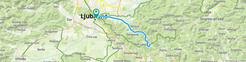 Ljubljana - Pance