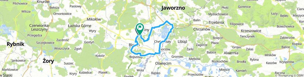 2019/05 Chełmek, Bieruń