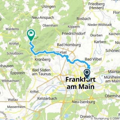 Feldberg via Lohrberg