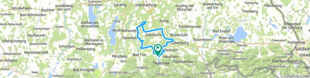 Seehamer See - Altkirchen