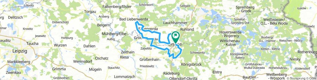 Schneeglöckchenlauf 2019 (110km RTF)