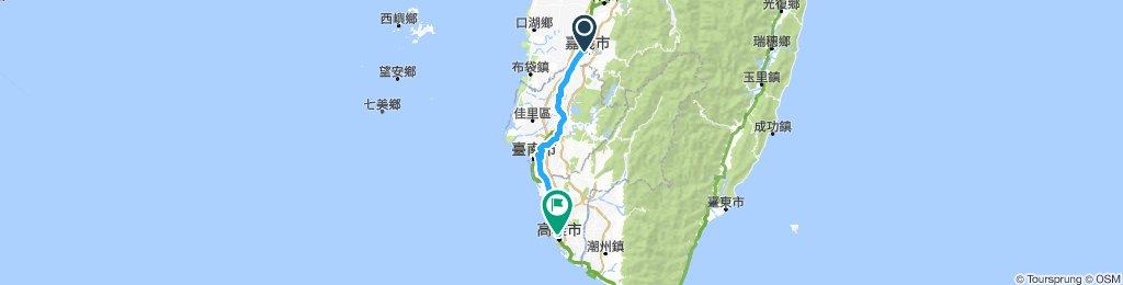 台湾ツーリング 5日目