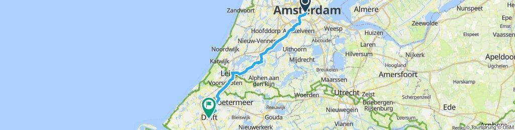 Amsterdam-delft