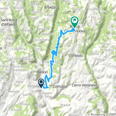 LUGO BOSCO 14.3km disliv.790