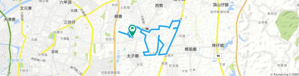 20193/26大灣田園小路