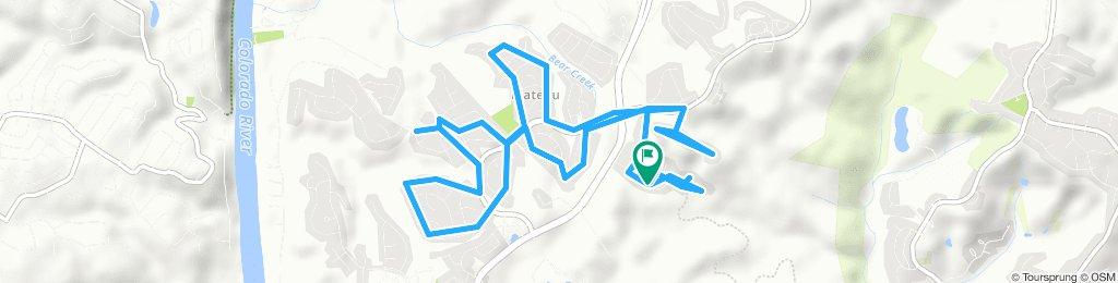 Essai bike map