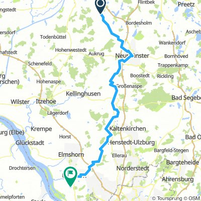 Holland Tour N° 16 - 2019 - 100 km -  100 hm