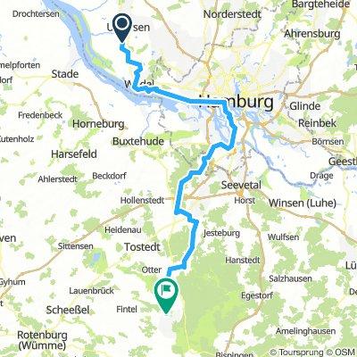 Holland Tour N° 17 - 2019 - 100 km - 440 hm