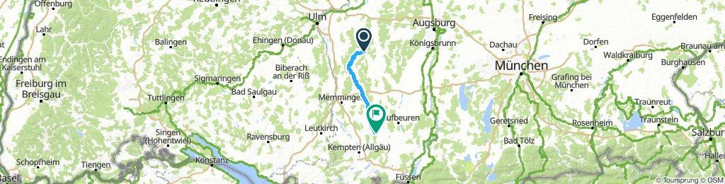 Krumbach (Schwaben) - Günzquelle