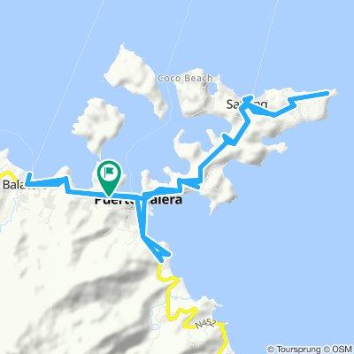 J77 - mercredi 27 mars 2019 – Puerto Galera visite des environs