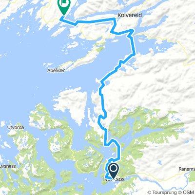 Namsos - Rørvik