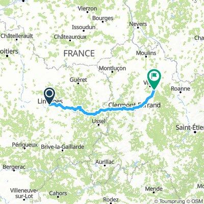 Limoges -- Busset