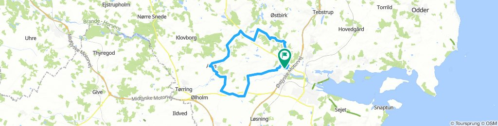 Training DSV Cycling, DK-8700 Horsens