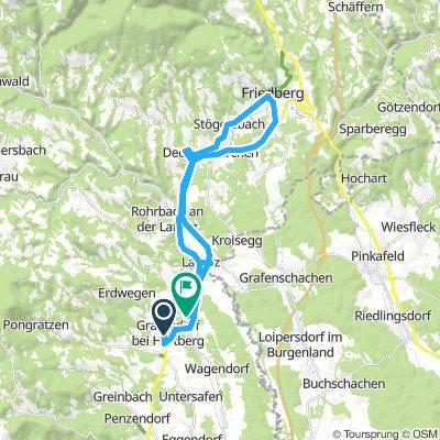 Grafendorf Straßenrennen - Freitag, 16. August 2019
