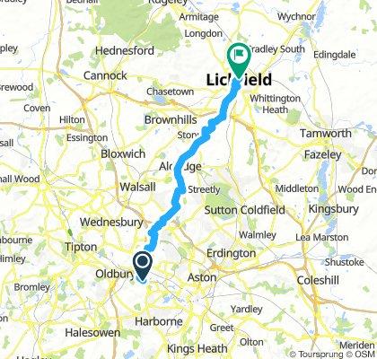 Lichfield cyde