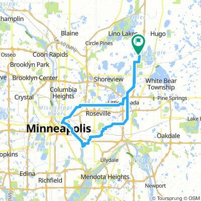 Minneapolis St. Paul from WBL